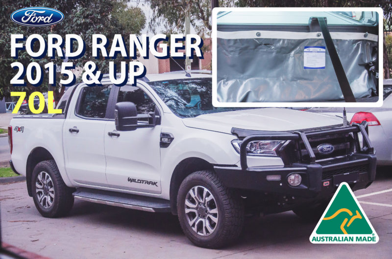 Hanging Water Bladder Tank70L For New Model Ford Ranger 2015 And Up FR70H